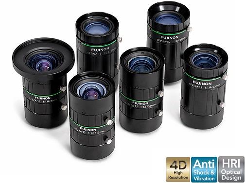 Fujinon-CZ-ZA-1S-Machine-Vision-Objektiv-Serie