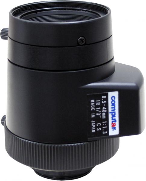8,5 - 40 mm CS-Mount Computar Objektiv TG5Z8513FCS-IR DC