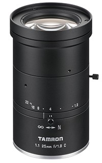25 mm C-Mount Objektiv Tamron M111FM25