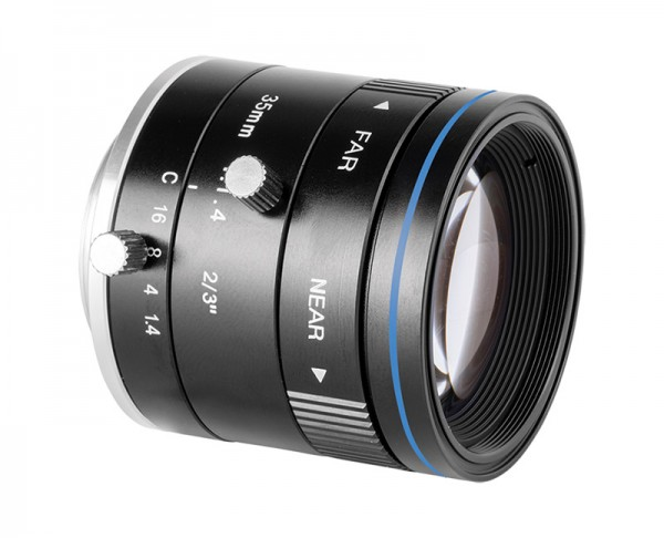 8 mm C-Mount Objektiv Opto Engineering EN2MP0814