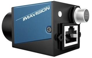 GigE Monochrome NIR Industriekamera MER-131-75GM-P NIR ImaVision
