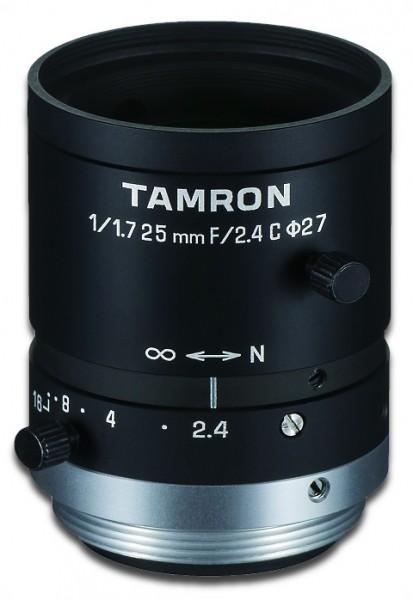 25 mm C-Mount Objektiv Tamron M117FM25-RG