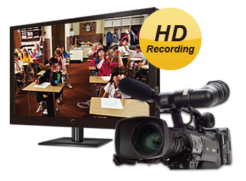 XI102XE-HD_integrated_solution_HD_live_recording