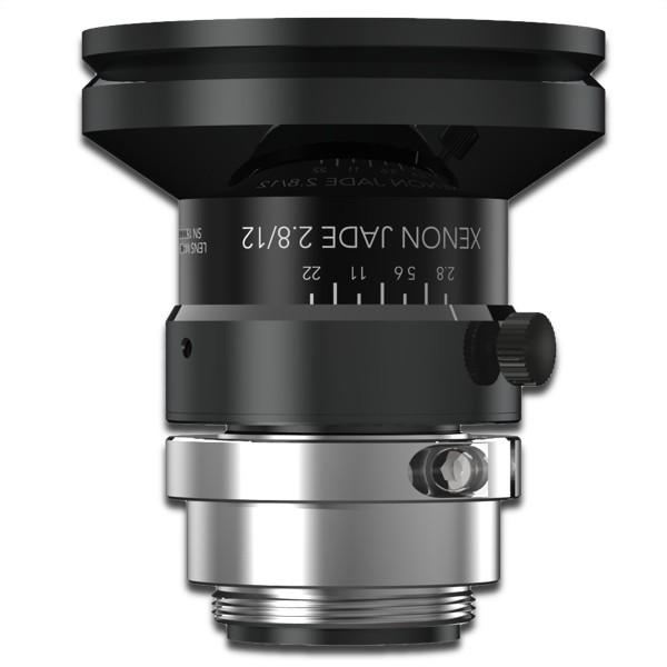 12mm C-Mount Industrieobjektiv Schneider Kreuznach Xenon Jade 2.8/12