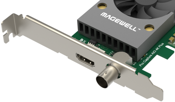Magewell Pro Capture AIO 4K Plus