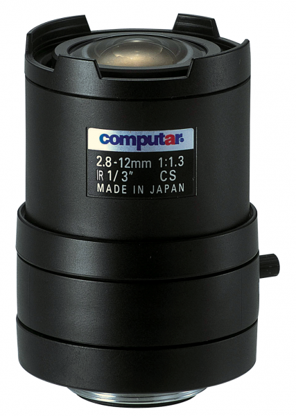 2,8 - 12 mm CS-Mount Computar Objektiv T4Z2813CS-IR