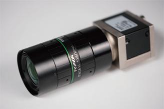 Fujinon_machine-vision-camera-with-16mm-CF16ZA-1S