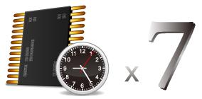 XI400DE-HDMI_powerful_stability
