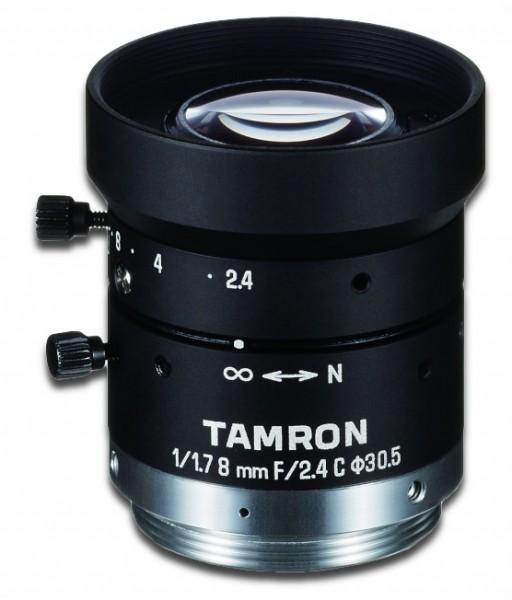 8 mm C-Mount Objektiv Tamron M117FM08-RG