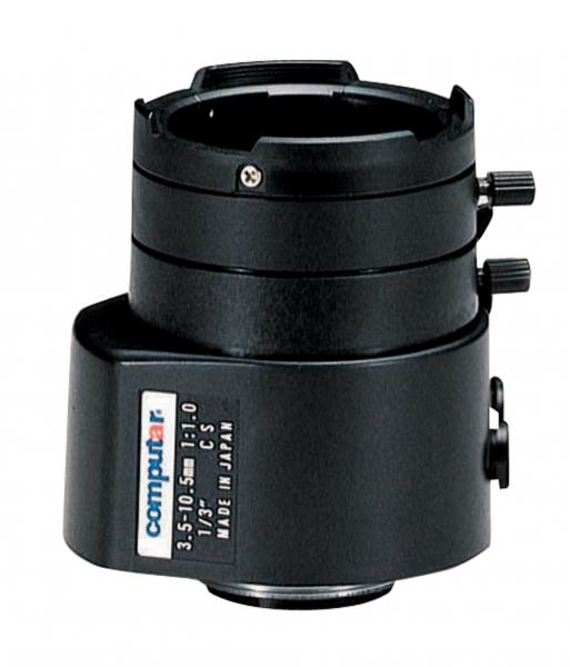 3,5 - 10,5 mm CS-Mount Computar Objektiv TG3Z3510AFCS
