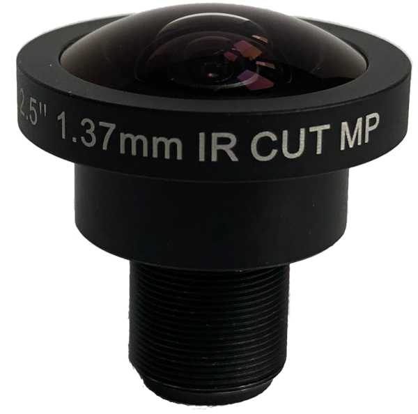 Panoramic Fisheye Lens BL-013720MP125IRC