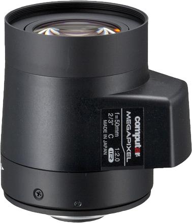 50 mm C-Mount Computar Objektiv MG5020FC-MPIR DC