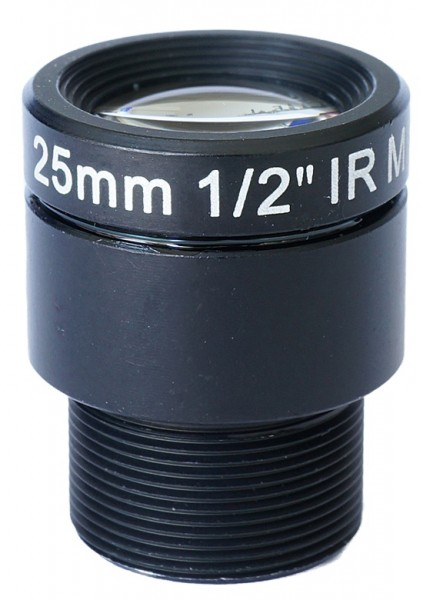 25mm 5MP MEGAPIXEL BOARD-LENS-IRC BL-5M2524MP12IRC