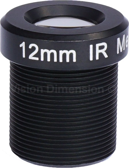 12mm MEGAPIXEL BOARD-LENS-IR BL-1218MP13IR