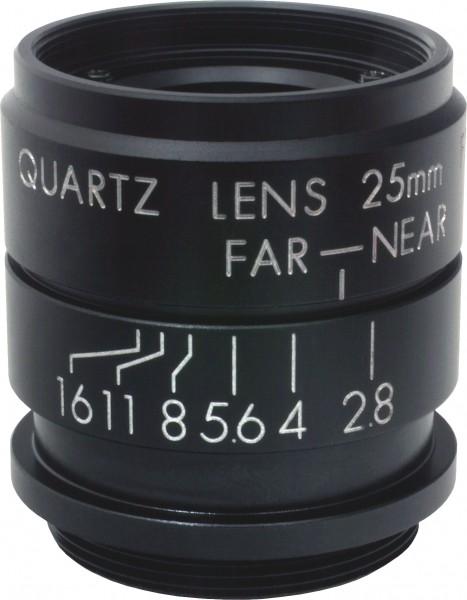 25 mm C-Mount Objektiv Pentax C91699 / Ricoh FL-BC2528-VGUV