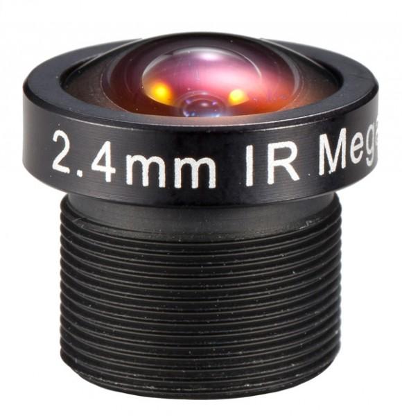 2,4mm MEGAPIXEL BOARD-LENS-IR BL-02420MP13IRC