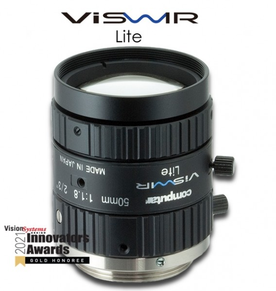 50mm C-Mount Industrieobjektiv Computar ViSWIR Lite M5014-VSW