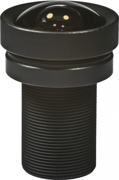 3mm 2 MEGAPIXEL FA-BOARD-LENS H0320KP Fisheye Weitwinkel Mini Objektiv