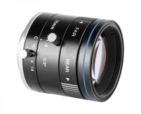 35 mm C-Mount Objektiv Opto Engineering EN2MP3514