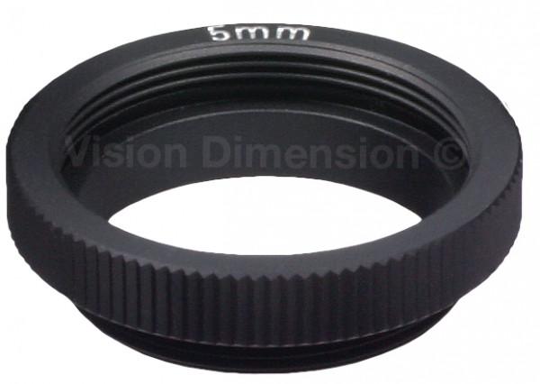 5 mm Zwischenring C-CS-Mount EXT-5 / FP-RG05