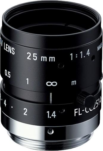 25,0 mm C-Mount Objektiv Pentax C2514-M (KP) /  Ricoh FL-CC2514-2M - 1.4 / 25mm