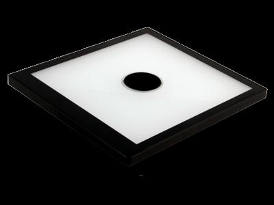 Durchlichtbeleuchtung Flat Dome DTL-2020
