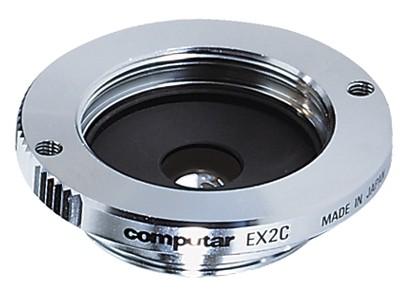 Brennweitenkonverter 2x Extender für C-mount EX2C