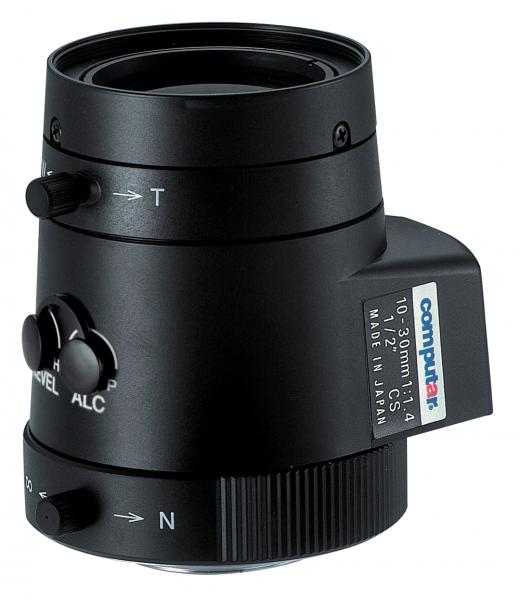 10,0 - 30,0 mm CS-Mount Computar Objektiv HG3Z1014AFCS