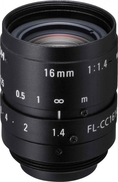 16 mm C-Mount Objektiv Ricoh FL-CC1614A-2M