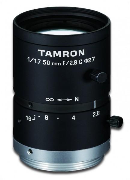 50 mm C-Mount Objektiv Tamron M117FM50-RG