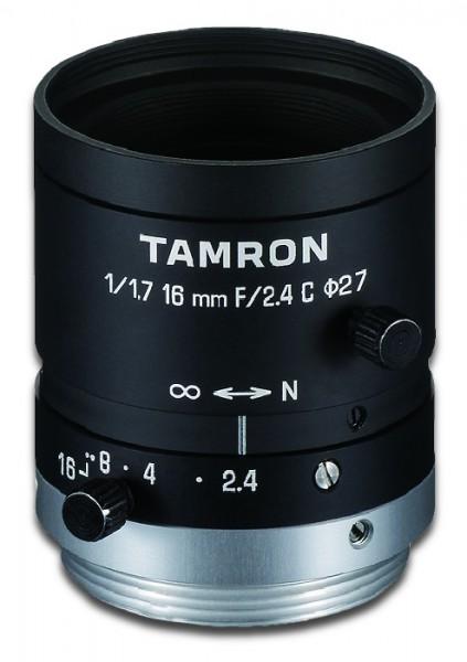 16 mm C-Mount Objektiv Tamron M117FM16-RG