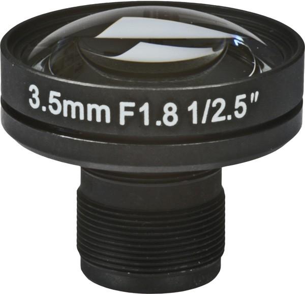 3,5mm Megapixel Miniobjektiv BL-03518MP125IRCLD