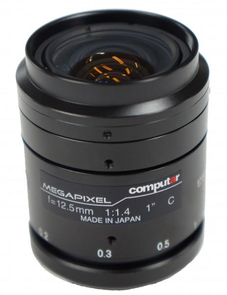 12 mm C-Mount Objektiv Computar V1214-MP