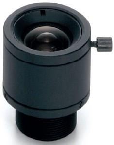 6mm Megapixel Miniobjektiv HM0624KP