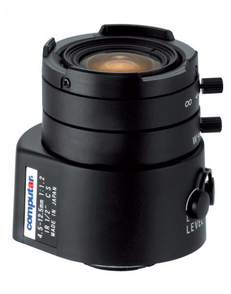 4,5 - 12,5 mm CS-Mount Computar Objektiv HG3Z4512AFCS-IR