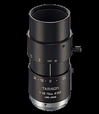 75 mm C-Mount Objektiv Tamron 1A1HB