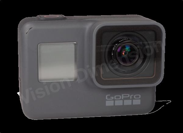 GoPro Hero 5 BE FPV 10MP 60° Komplett