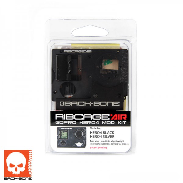 Back-Bone Ribcage Air Hero4 Mod Kit
