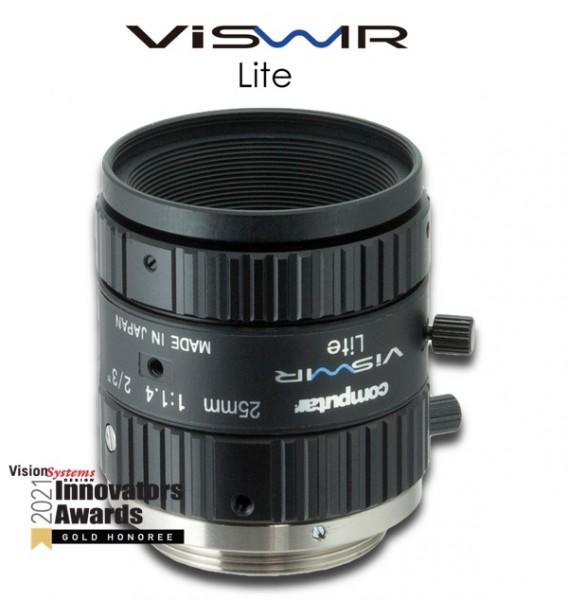 25mm C-Mount Industrieobjektiv Computar ViSWIR Lite M2514-VSW