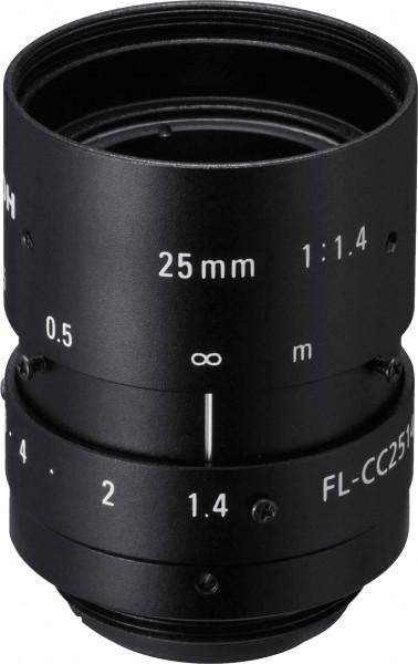 25 mm C-Mount Objektiv Ricoh FL-CC2514A-2M
