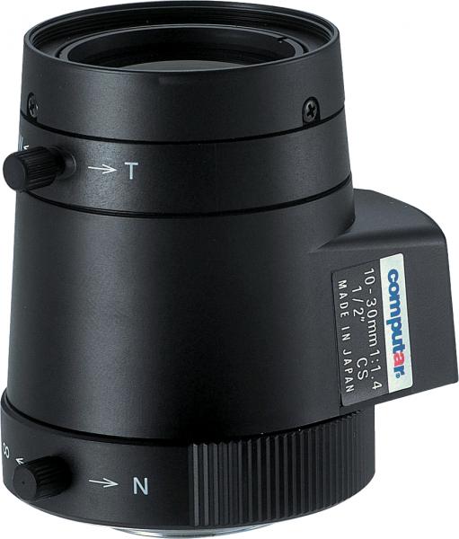 10,0 - 30,0 mm CS-Mount Computar Objektiv HG3Z1014FCS DC