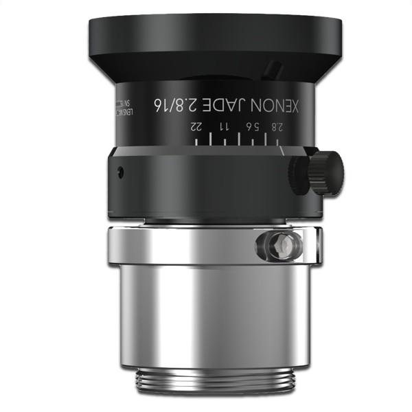 16mm C-Mount Industrieobjektiv Schneider Kreuznach Xenon Jade 2.8/16