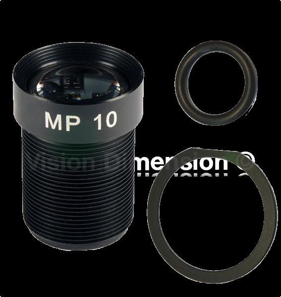 MP10 5,4mm 60° GoPro Set