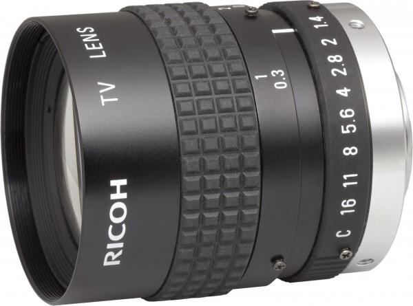 12,5 mm C-Mount Objektiv Pentax 1214D-2 (KP) /  Ricoh FL-BC1214D-VG - 1.4 / 12.5mm