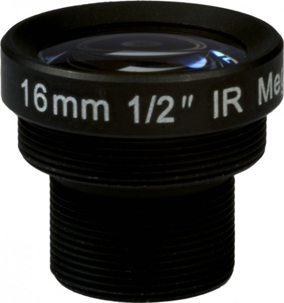 16mm Miniobjektiv BL-1616MP12IR