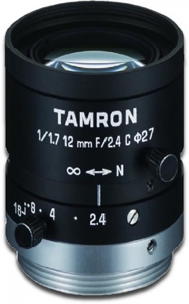 12 mm C-Mount Objektiv Tamron M117FM12-RG