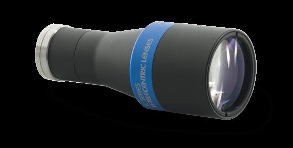 102.5 mm WD C-Mount Telezentrisches Objektiv Opto Engineering TC12036