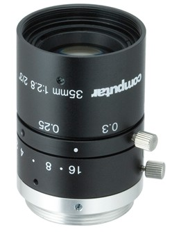 35 mm C-Mount 6MP Objektiv Computar M3528-MPW3