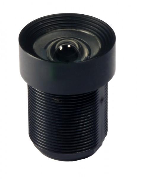 "2.97mm Megapixel M12x0.5 Objektiv mit bis zu 5 Megapixel-Sensoren (1 / 2.5 "")"