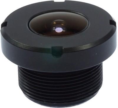 2,12mm Mini Fisheyeobjektiv mit Infrarot Sperrfilter